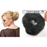 резинка из натуральных волос