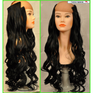 Икусственные волосы на заколках Elegant