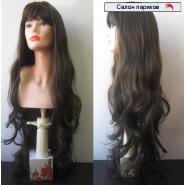 длинный искусственный парик е1383