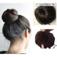 Пучок из волос искусственный 03