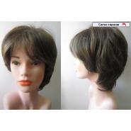 искусственный парик на большой размер головы L 6200