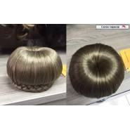 Шишка-Пучок из искусственных волос 6634