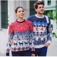Мужской свитер (унисекс) 220-157