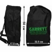 Фирменный рюкзак для металлоискателей GARRETT (черный)