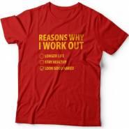 Прикольная футболка с надписью