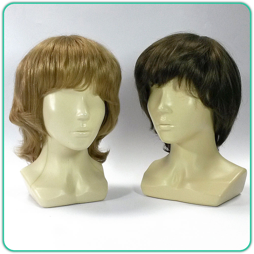 парики короткие