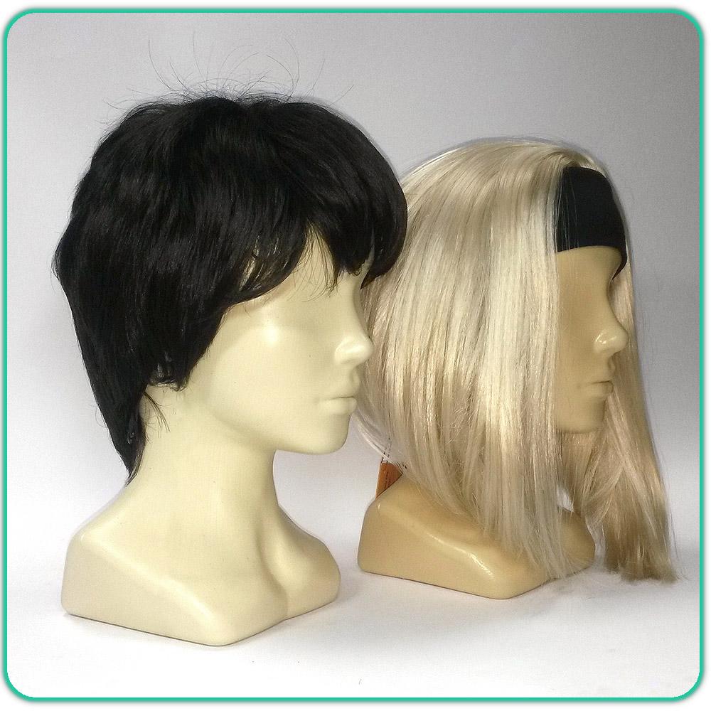 женские парики в Москве
