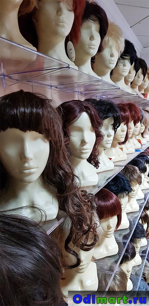 где можно купить парик из натуральных волос