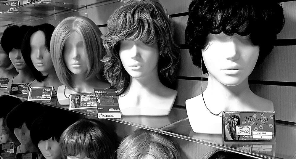 дешевые парики в Москве