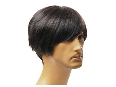Мы подскажем Вам, где продаются мужские парики из натуральных волос