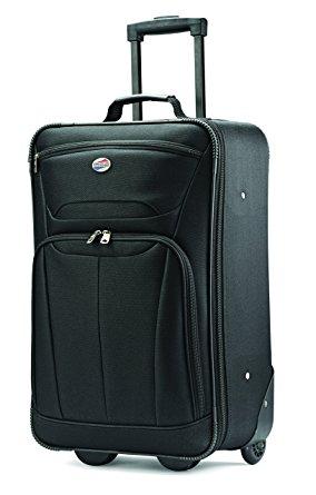 где купить недорогой чемодан
