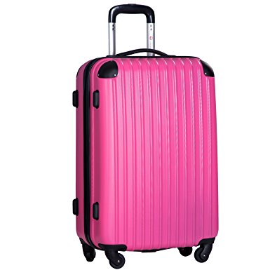 В таком случае Вам стоит купить пластиковые чемоданы на 4 колесах дешево,  поскольку они обеспечат свободное передвижение по мере всего путешествия. a6196f292d5