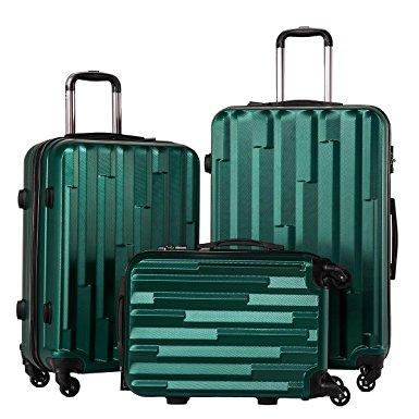 купить пластиковый чемодан дешево