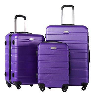 купить пластиковый чемодан на колесиках
