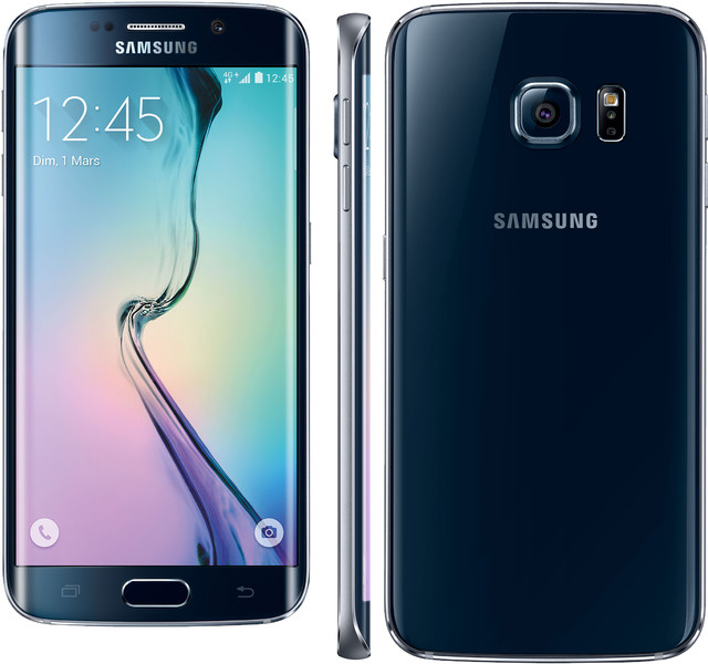 Смартфон Samsung Galaxy S6 Edge купить с доставкой по Москве в магазине odimart.ru