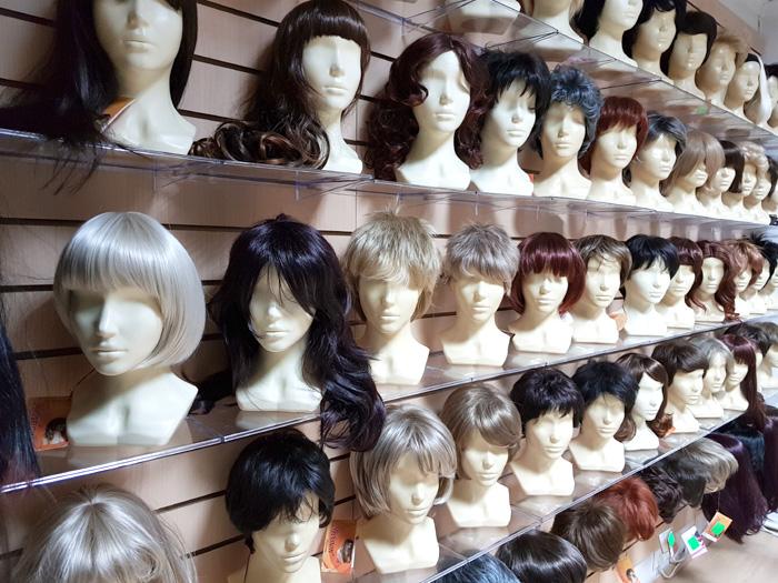 Мы подскажем Вам, где купить парик из натуральных волос